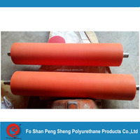 PU polyurethane rubber bushing / handle / sleeve