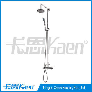 adjustable temperature shower