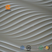 MDF 3d Acoustic Panel Wall Wooden Diffusor Home Theatre Architectural Acoustic Panel Bathroom Embossed Wall Paneling