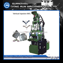 vertical plastic injection moulding machine rubber shoe making machine