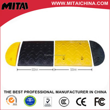 Black&Yellow Rubber Speed Breaker With CE ISO SGS approvals