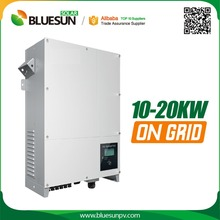 Grid Tie Solar Inverter Three Face 10kw Solar Power Inverter 10000w On Grid Inverter Switzerland Use