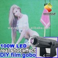 100W LED gobo projector