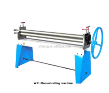 <strong>W11</strong>-2*1000 Metal Sheet manual <strong>Roll</strong> <strong>Bending</strong> <strong>Machine</strong> with pre-<strong>bending</strong>