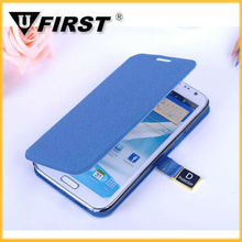 New products 2015 for galaxy note 2,leather cell phone case
