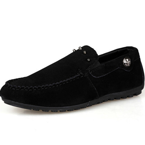 New 2015 Hot Sell Spring Loafers For Men Fashion Canvas Breathable Massage Men Comfortable Flats Shoes Black Blue Size 39-44