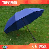 Promotion factory directly golf umbrella gear