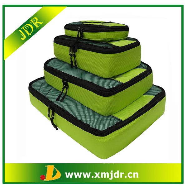 Hot Sale Travel Packing Cubes Set Weekender Bag
