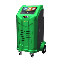 Amerigo Fully Automatic Car A/C Refrigerant Recovery Recycling Machine/Flushing Machine