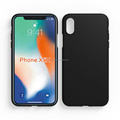 full Matte design without hole cell phone case for Iphone X mobile phone cover
