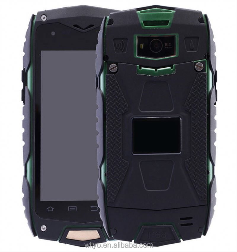 Ip68 Waterproof Cell Phone Outdoor Phone Old Man Shockproof Mobile Phone