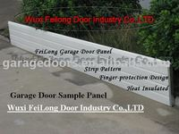 Garage Door Sandwich Panel --- Insulated & Sectional