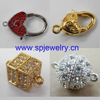 jewelry clasps end cap, wholesale jewelry finding