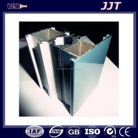 Superior craftmanship 6063 structural aluminium extrusion sections