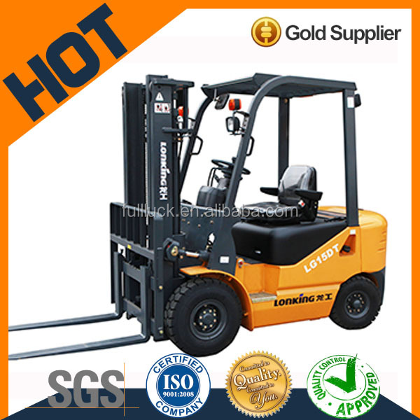 Mini electric forklift for sale from lonking compact for Forklift electric motor for sale