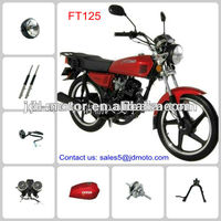Italika FT125 motorcycle spare parts