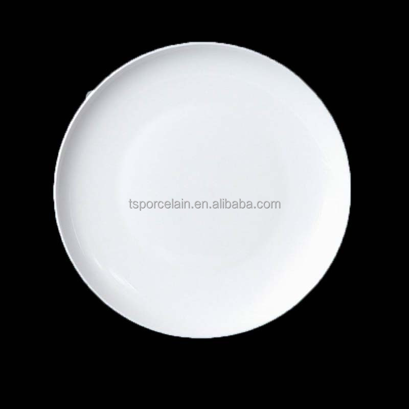 "hot new products for2015 fine bone china 8"" coup dinner plate dessert plate"