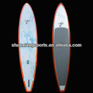 High performance stand up paddle board surfboard/rapidfire board