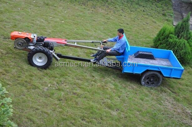 multifunction walking tractor