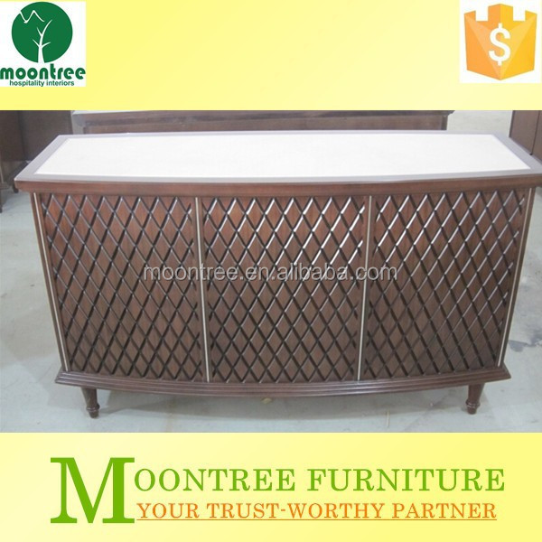 MCB-1144 Five Star Hotel Wooden Buffet/Console/TV/Display Cabinets