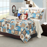 custom printed bedding quilts manufacturer