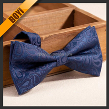 Latest Design Paisley Bow Tie For Men