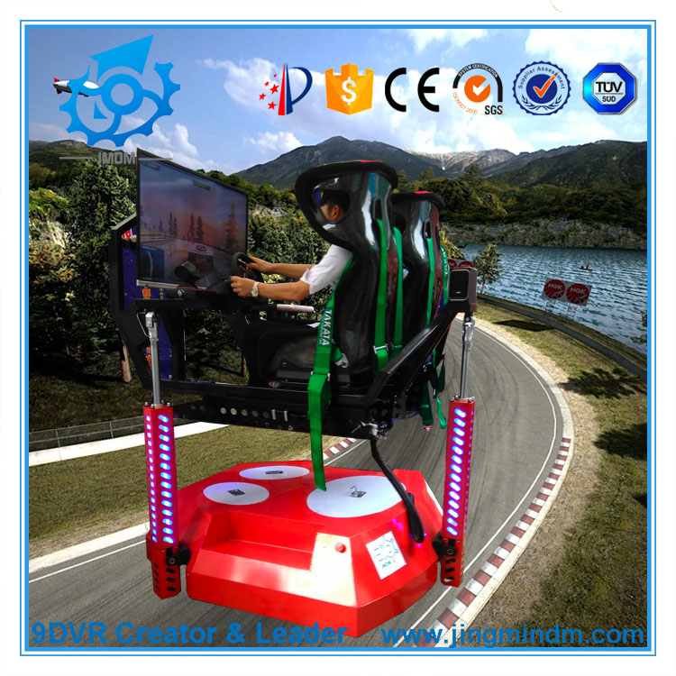 Indoor and Outdoor Shopping Using Racing simualtor for play racing car games online