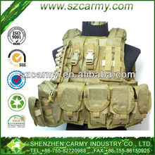 Ultimated Edition Khaki Cool CS 1000D Armourd Tactical Paintball Gear