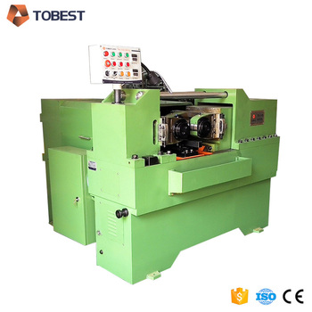 Thread rod making machine 40T screw rod thread rolling machine TB-50S