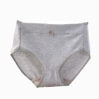 pure organic cotton sexy underwear women underwear panties manufacturer in china