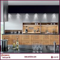 shunde mdf wine rack kitchen cabinet