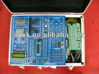 Electronic training kit, Microcontroller Trainer (virtual load)