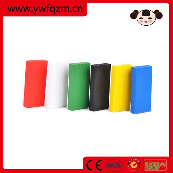 High Quality Kids Wooden Domino Blocks