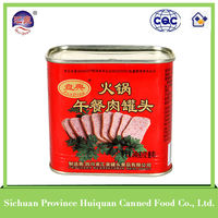 China Wholesale Custom wholesale canned food meat