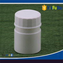 certficated pop top pill bottles with tamper proof cap plastic Capsule pill bottles