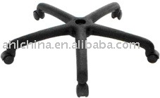 5-star base of office chair,chair component,chair part