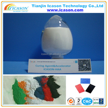 acrylic mastic sealant / modified sulfur curing agent / hardener HAA