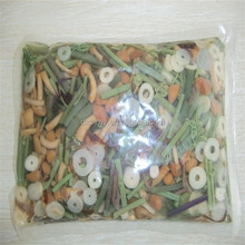 boiled mixed vegetables pickled mixed vegetable mixed vegetables in plastic bag
