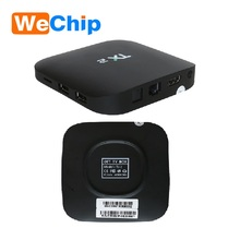 2017 Hot wechip tv box TX2 R2 4K Quad Core 1gb 2gb 16gb TV box Android 6.0 RK3229 WiFi Smart TV Box
