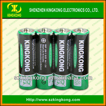 R6 UM-3 AA Dry Battery Hot Products in the Market Now