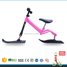 2015 hot selling winter toy snow ski bikes for sale