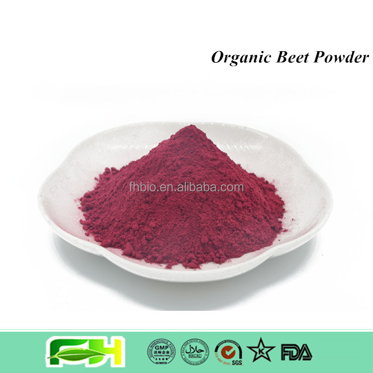 Certified Organic Beet Powder
