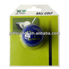 One Piece Cheap Golf Ball with Logo For Promotion