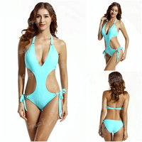 Wholesale High Quality Cheap Pretty Sexy One Piece Monokini Swimsuits For Women