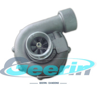 Geerin turbo K27 53279886506 with OM442LA for Mercedes Ben z