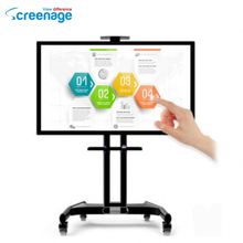 "65"" Cheap Standing Mini Pc Intel I7 Touch Screen Monitor"
