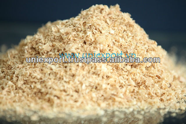 Mix Sawdust for animal bedding
