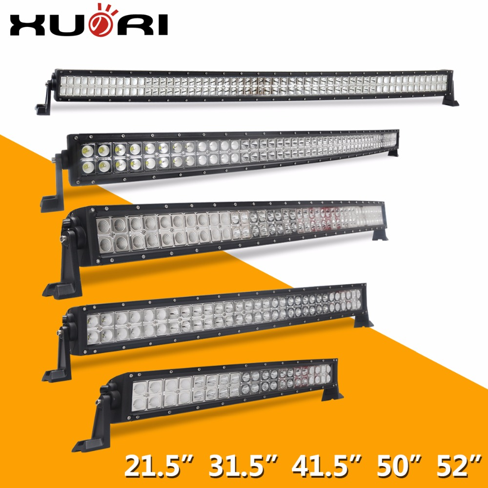 "Automobiles &motorcycles car led bar 22"" 32"" 42"" 50"" 52"" crees curved/straight offroad led light bar"