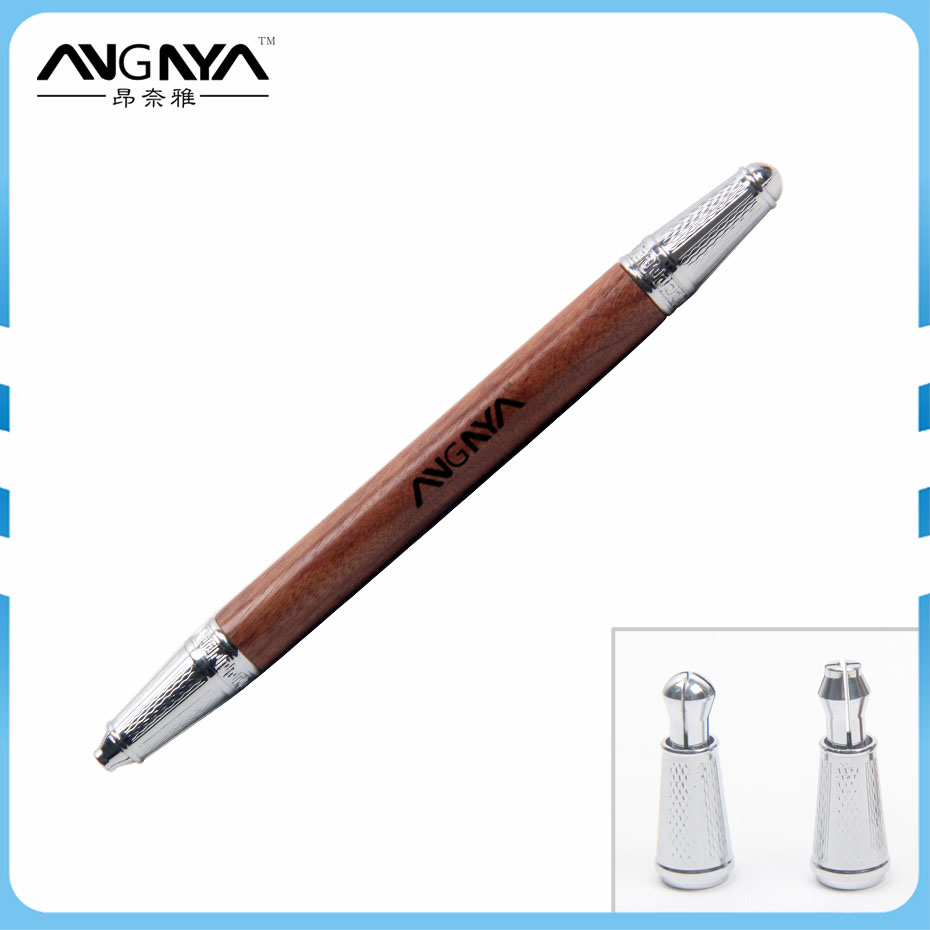 ANGNYA Factory Directory Supply Stainless Steel Handle Tattoo Mark Pen For Make Up