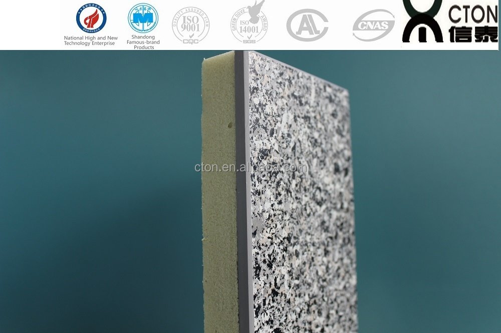 eps decorative marble imitation insulation for exterior wall